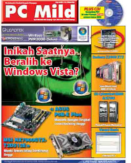 pc mild,PC magazine, majalah computer, computer, tips and trick komputer