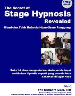 hypnosis,stage hypnosis, yan nurindra,hipnotis