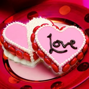 Love Images In Cake : Sheet Music: MY FAVORITE RECIPE +++++++ LOVE CAKES