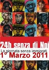 una giornata senza immigrati