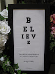 Eye Chart Quote Collection