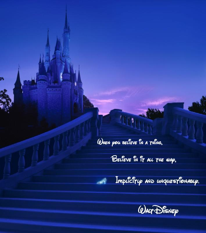 The Wanderings Of A Dreamer: Walt Disney Quote