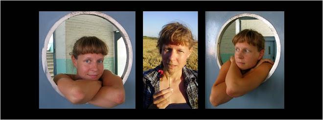 Mari Vilponnen, Artista Plástica - Canto (Finlandia)