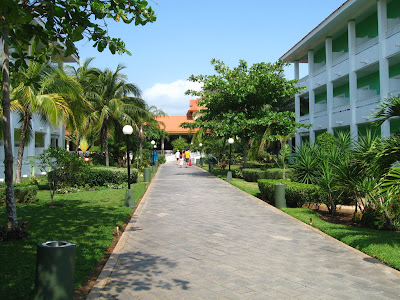 Riu Playacar Grounds