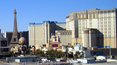 Aladdin Hotel Las Vegas Photo