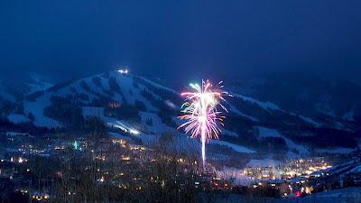 Snowmass Fireworks