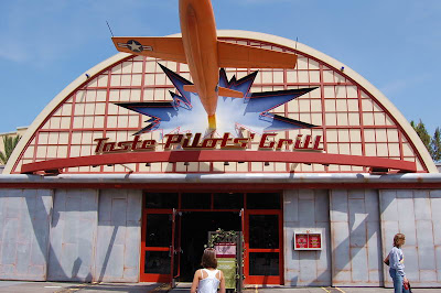 Restaurant At Disney's California Adventure Park