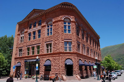 Wheeler Opera House - Aspen Colorado