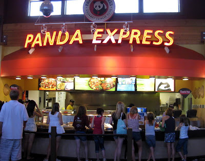 Panda Express - Six Flags Elitch Gardens Denver