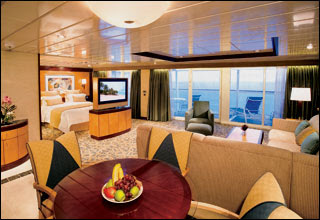 Owners Suite On Oasis Of The Seas