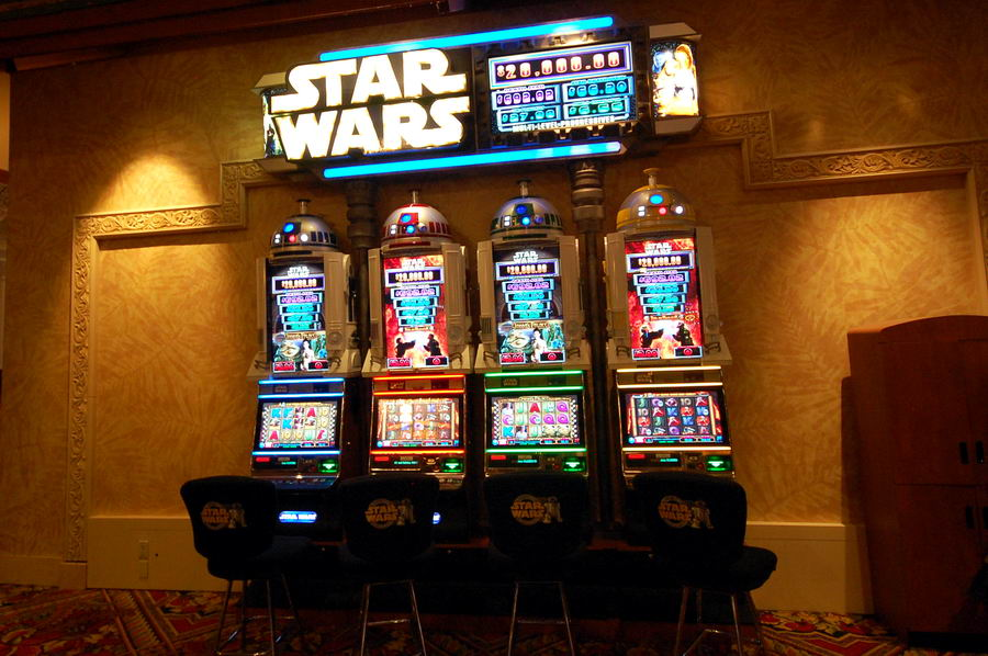 Star Wars Slot Machine - Play Now with No Downloads