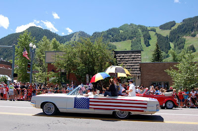 4th Of July Parade Aspen