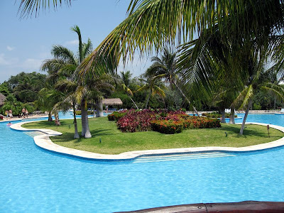 Mexico All Inclusive Pool