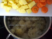 Supa crema de conopida Preparare