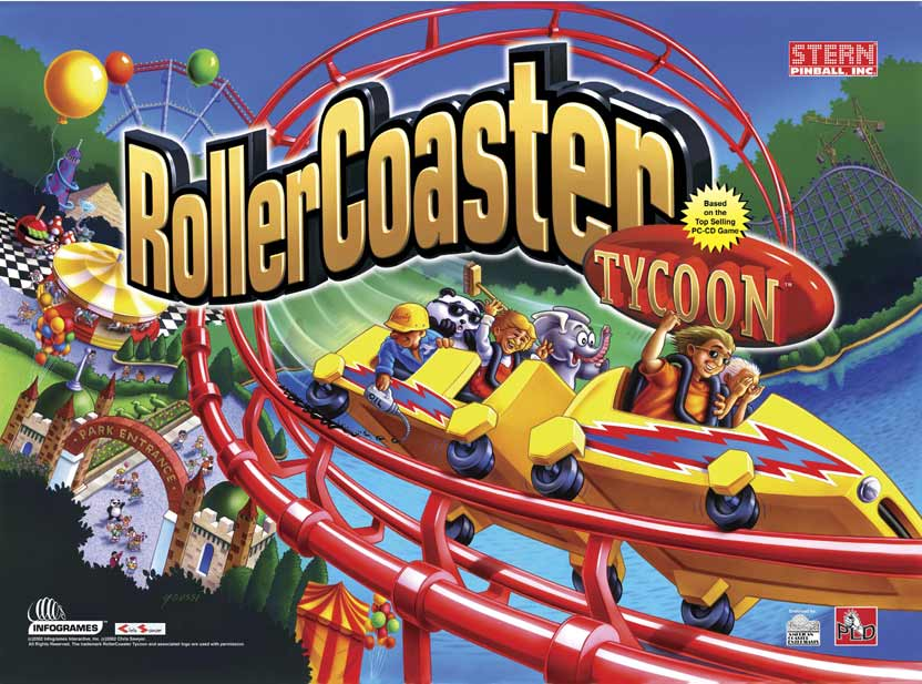 Roller Coaster TycoonMovie?