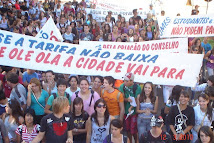 Manifestação UMES