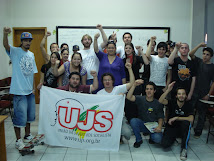 Foto do Congresso Municipal da UJS Chapecó