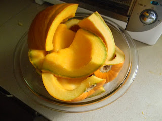 learn how to puree pumpkins