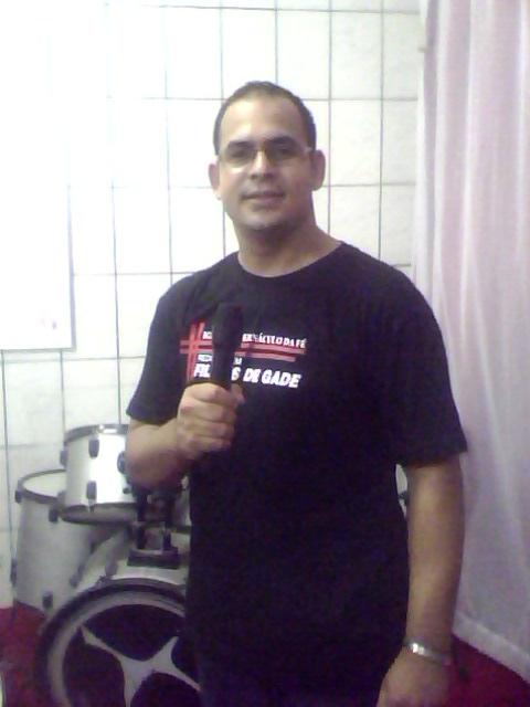 pastor jeferson presidente do tabernaculo da fe