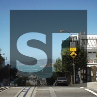 SVGRendererで透明な文字列を描画した画像