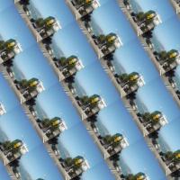 Imagickで回転させてタイル配置した画像