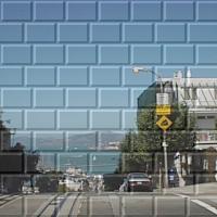 PyWin32とImageMagickでレンガ模様を重ね合わせた画像