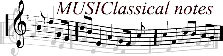 MUSIClassical notes