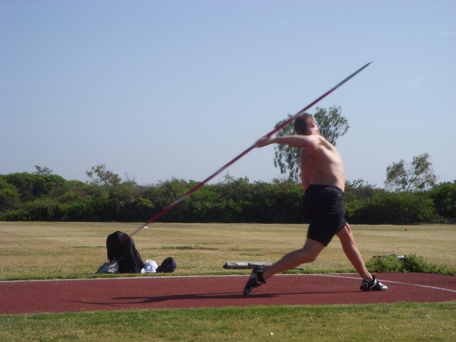 Javelin Throw T...