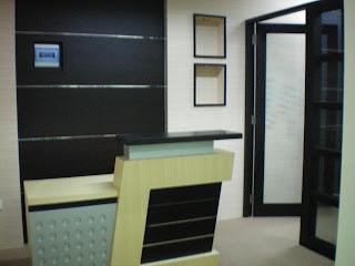 interior design home: Interior kantor (R.Receptionist)