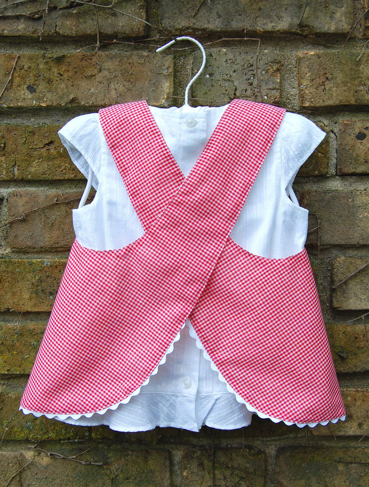 Childs Apron Pattern Awesome Decoration