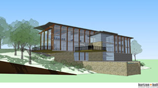 ACA National Paddlesports Center - Conceptual Design