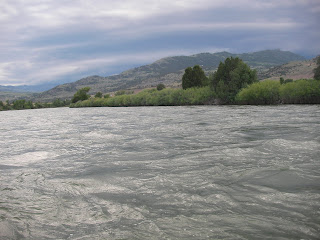 Yellowstone River, Montana