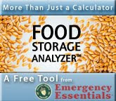 Food Storage Calculator