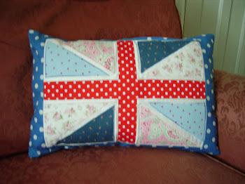 I make cushions