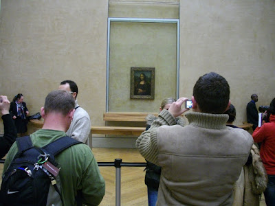 Last Thoughts on Paris   And See the Mona Lisa