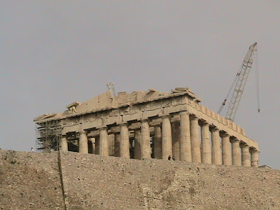 More Shots of Ancient Greece