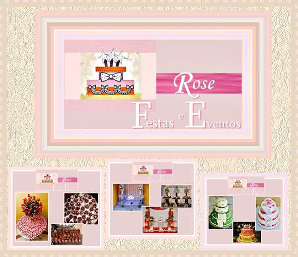 """""""ROSE FESTAS E EVENTOS"""""""