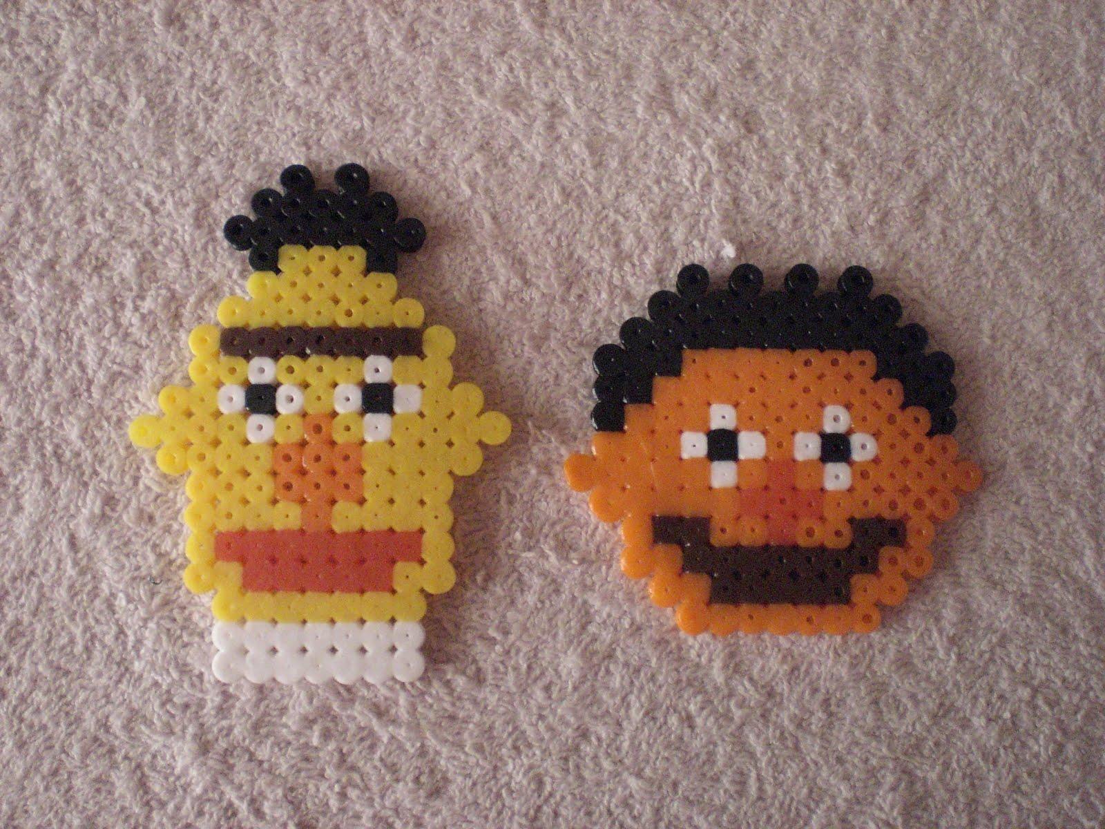 Epi y blas hama beads