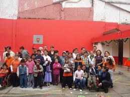 """Niños del CAM """"Rosa Maria Gonzalez Meneses"""""""