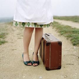 Y aquí me planté con mi maleta y mi Desorden...