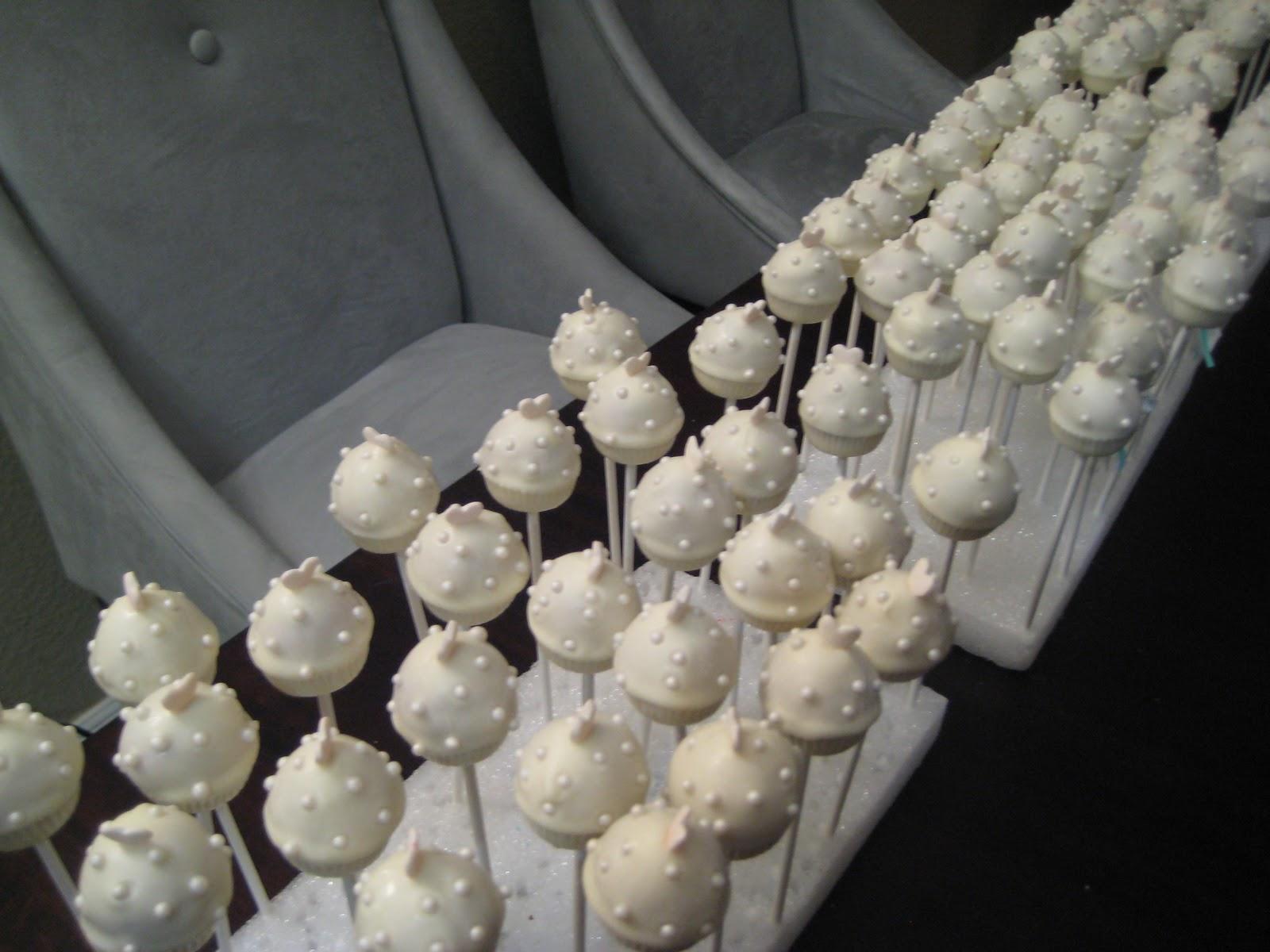 Images Wedding Cake Pops : Cake Pop: Cake Pop LA wedding favors!