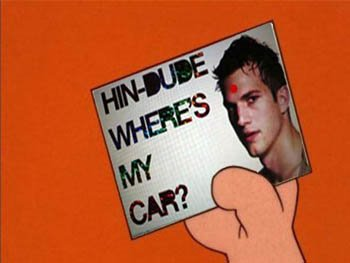 HIN-DUDE Where's My Car?