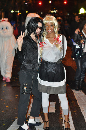 Lady Gaga Halloween Costume