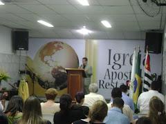 Pastor Leandro Barreto