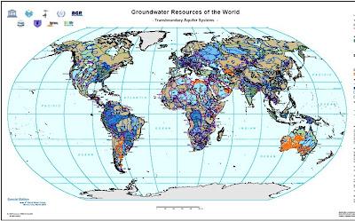 Acuiferos, las reservas de agua del mundo...lo sabias?