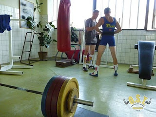 Daniel Pianka Jan Pianka - příprava