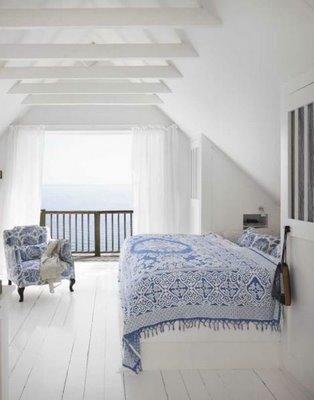 Simply iley attic bedrooms for Simple attic design