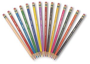 Col-Erase Pencils /lapices Col-Erase