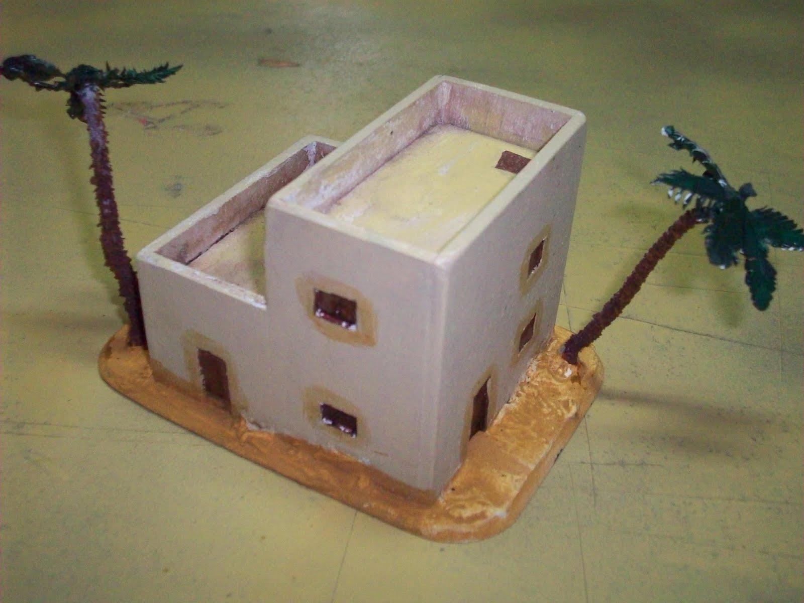 El donyet modelismo y wargames tutorial como hacer - Como hacer una palmera artificial ...