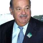 Carlos Slim Helú is the wealthiest man in Latin America. He has $35 billion.